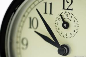 Tiempo y perfeccionismo
